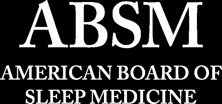 American Board of Sleep Medicine (ABSM)
